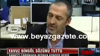 Yavuz Bingöl Sözünü Tuttu   Cnn Türk Ana Haber Videoları