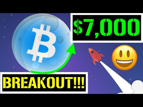 Bitcoin | ABOVE $7,000!!! | FULL RECOVERY