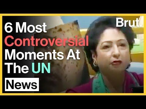 The UN's Top 6 Epic Moments