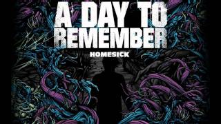 A Day To Remember - Another Song About The Weekend (Lyrics + High Quality)