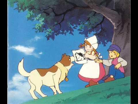 泣ける名作、フランダースの犬のOPです。