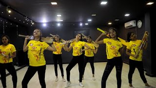 Whistle Podu Dance Tribute by Super Fans