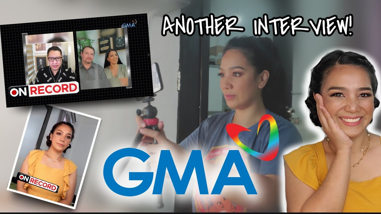 2nd GMA interview   Get ready With Me   The Armstrong Family