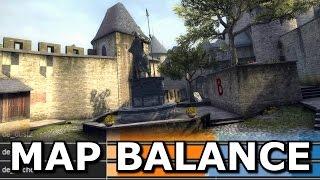 The Beauty of Map Balance