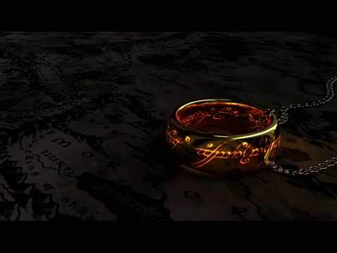 LOTR Ring Poem Tribute One