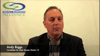 Andy Biggs for 2014 State Senate LD12 - Question 2