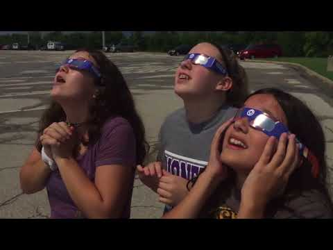 Solar Eclipse in the Independence School District