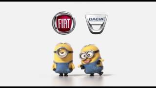 Fiat Vs Dacia (Funny Minions)