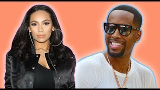 Erica Mena Shows Off Her Baby Bump With Safaree