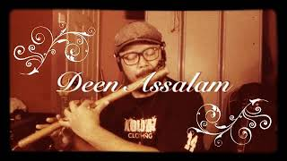 Deen Assalam Instrumental cover by boyraZli