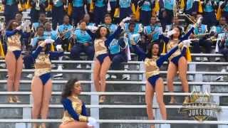 "Southern University Human Jukebox Homecoming 2015 ""March Madness"""