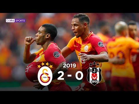 Galatasaray 2 - 0 Beşiktaş #Özet