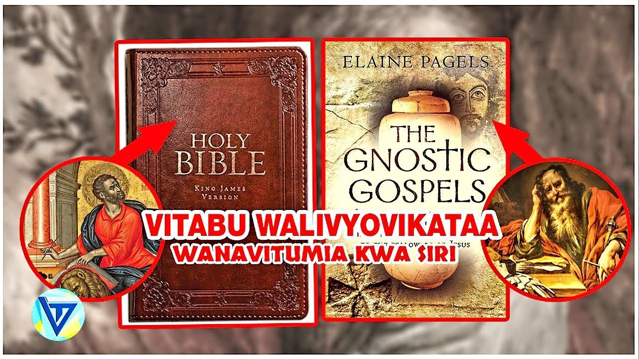 Download HISTORIA ZA WALIOANDIKA VITABU VYA BIBLIA.... WALIVYOVIKATAA WANAVITUMIA KWA SIRI HAWATAKI TUJUE