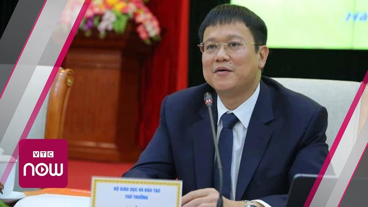 Thứ trưởng Bộ GD-ĐT Lê Hải An đột ngột qua đời