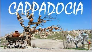 The Most Fascinating Place On Earth? Exploring Cappadocia