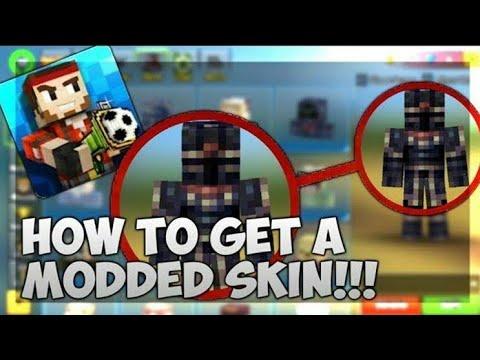 Pixel Gun 3d How To Get Custom Skins! (15.1.2)