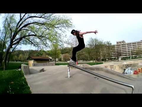 Iowa City Skatepark