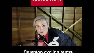 Bahrain Endurance 13 - Cycling Terms Part 2