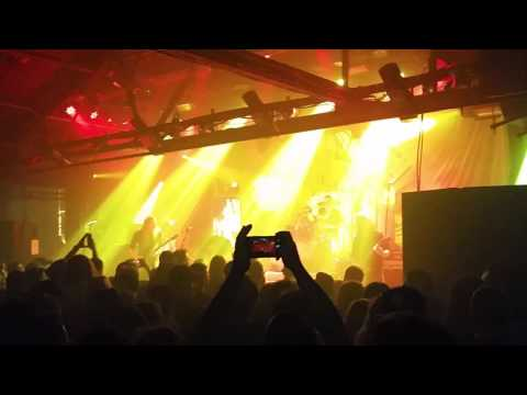 Carcass at Toad's Place in New Haven on August 5, 2016 part 2