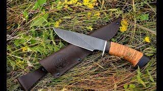 Нож для охоты под  мелкую дичь -мой опыт