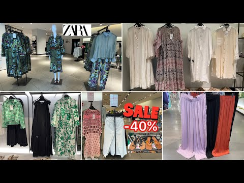 ZARA NEW COLLECTION & SALE JUNE 2021 / SUMMER COLLECTION