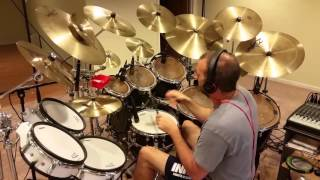 Talking Heads - Burning Down The House (drum cover)