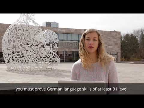 Admission Requirements For International Applicants (English Subtitles)