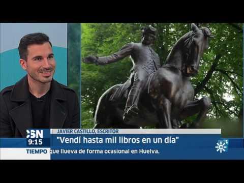 Entrevista a Javier Castillo, autor de