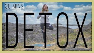 30 Minute Purification Yoga Flow | Radiance Sutra Vs. 2  | Yoga with Melissa 534