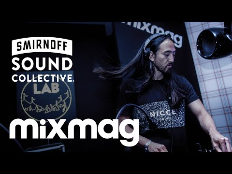 STEVE AOKI in The Lab LDN (Session Video) #Bass #EDM #HouseMusic #Groove #Video #Dance #HDVideo #Good Mood #GoodVibes #YouTube