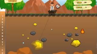 Benten Altın Madeni Oyunu (www.yenioyunevi.com)