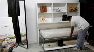 """joker"" Desk & Bed From Smart Beds Of Italy"