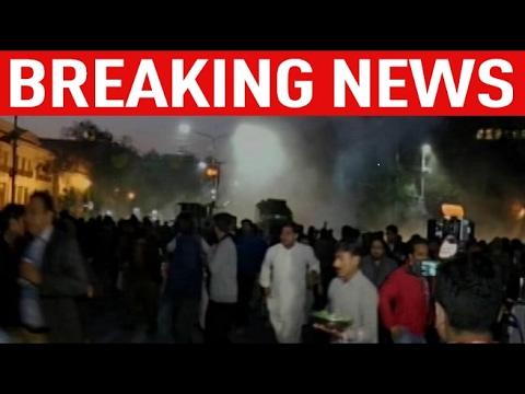 Breaking News: ब्लास्ट in Lahore, Pakistan
