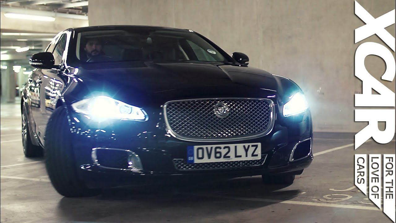 Exceptional Jaguar XJ Ultimate: The Drive Through Will Never Be The Same   XCAR    YouTube