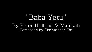 Baba Yetu Peter Hollens Lyrics and Translation.mp3