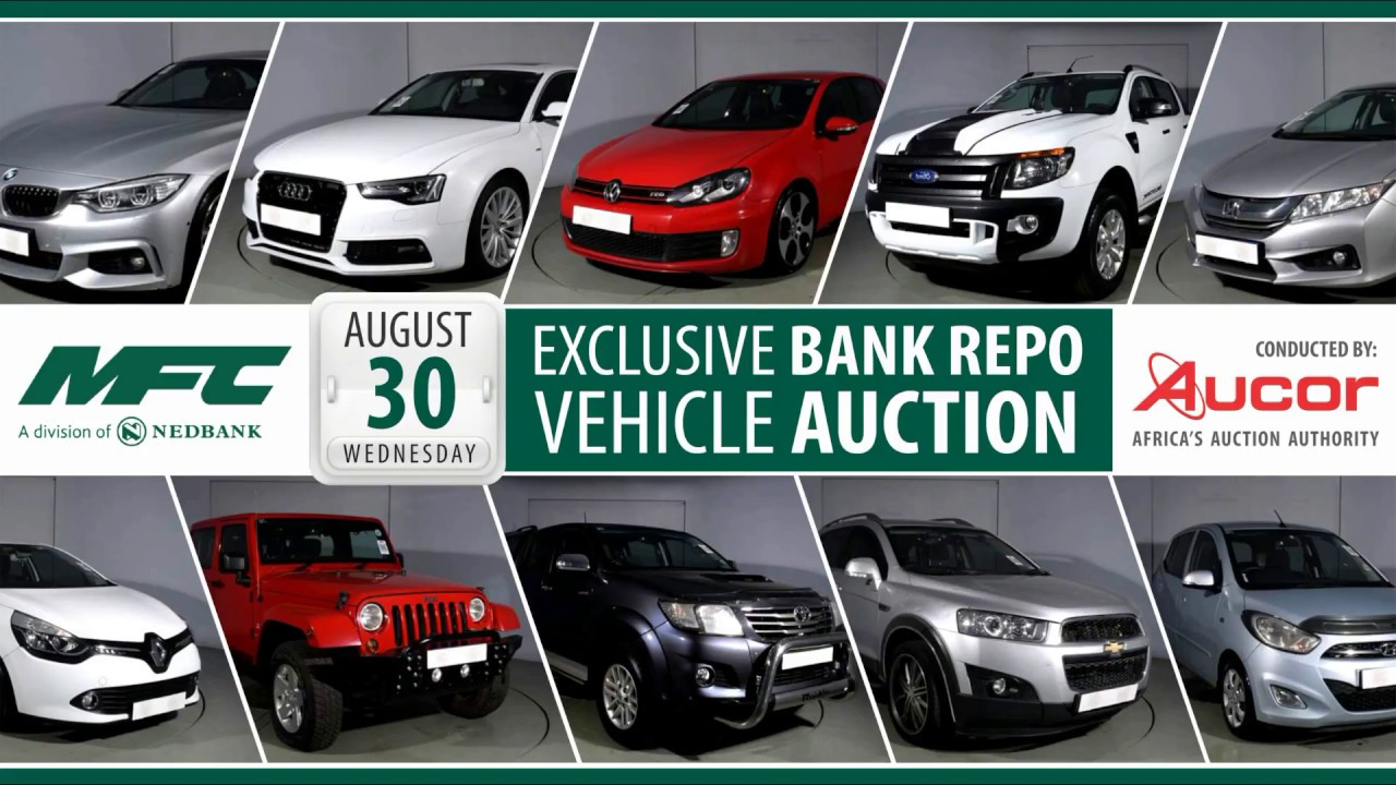 Bank Repo Cars >> MFC Bank Repo Vehicle Auction - YouTube