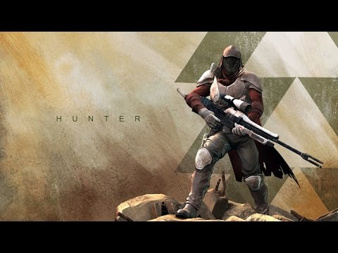 Destiny best hunter pvp loadout gunslinger bladedancer youtube