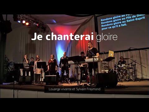 Je chanterai, Jem 910 - Sylvain Freymond & Louange vivante