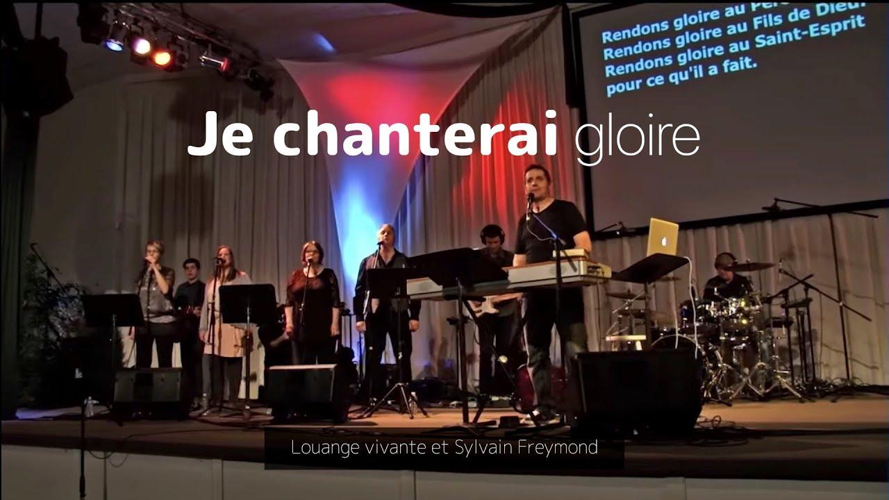 Download Je chanterai, Jem 910 - Sylvain Freymond & Louange vivante