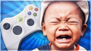 The Saddest Kid on Xbox Live -- Online Prank [XBL]