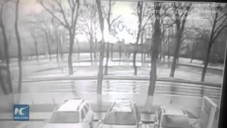 BREAKING: Moment of FlyDubai plane crashing in Rostov-on-Don(Unverified video) thumbnail