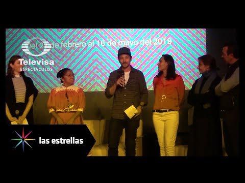 Diego Luna habló sobre los 15 años de Ambulante  Las  Estrellas