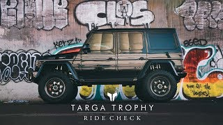 ULTIMATE DAILY STREET CRUSHER (DSC) - Mercedes-Benz G550 4X4 Squared | Targa Trophy Ride Check