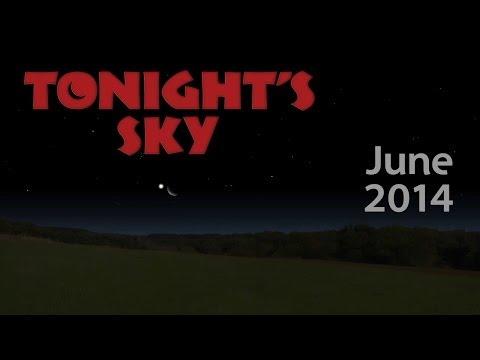 Tonight's Sky: June 2014