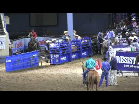 Short Go - Open Prelim - USTRC Finals of Team Roping OK City