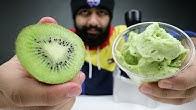 آلة خرافية تحول الفواكه إلى مثلجات 😍😍