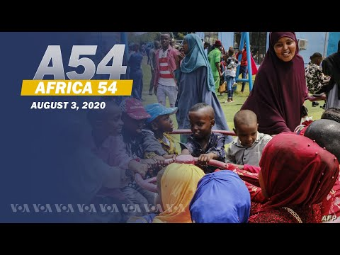 Africa 54 - August 3, 2020