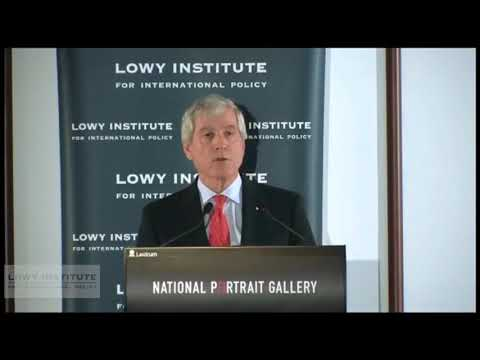 Director-General Nick Warner gave the first ever public speech about ASIS on 19 July 2012
