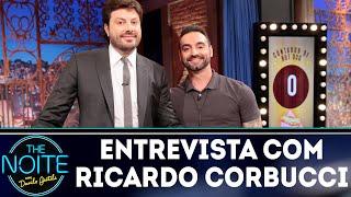 Entrevista com Ricardo Corbucci | The Noite (27/08/18)