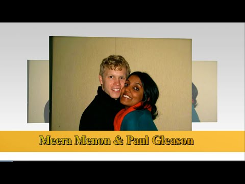 Meera Menon & Paul Gleason -  Slide by UniTech LIVE TV